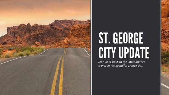 St George Real Estate Market Update- March