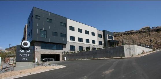 Mesa medical plaza